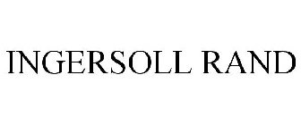 ingersoll rand trademark application of ingersoll rand company
