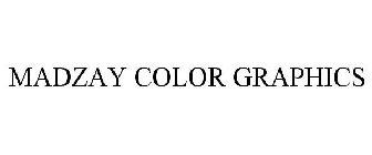 Madzay color graphics trademark of madzay color graphics inc image for trademark with serial number 87304173 m4hsunfo