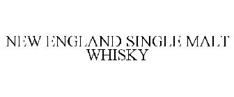 NEW ENGLAND SINGLE MALT WHISKY