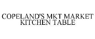 Copeland S Market Kitchen Table