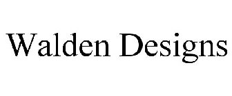 WALDEN DESIGNS