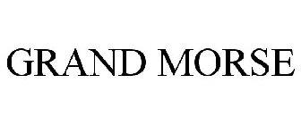 GRAND MORSE Trademark Application of JJGC INDÚSTRIA E