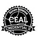CEAL SCRUM ALLIANCE CREDENTIAL II