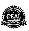 CEAL SCRUM ALLIANCE CREDENTIAL I