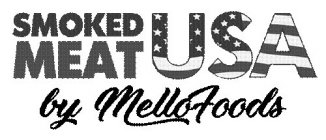 SMOKED MEAT USA BY MELLO FOODS