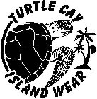 TURTLE CAY ISLAND WEAR