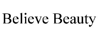 BELIEVE BEAUTY
