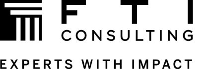 FTI CONSULTING EXPERTS WITH IMPACT