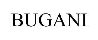 BUGANI Trademark of Shenzhen Jonter Digital Co., Ltd