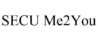 SECU ME2YOU Trademark Application of State Employees