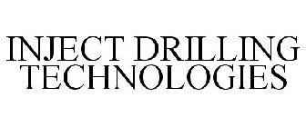 INJECT DRILLING TECHNOLOGIES