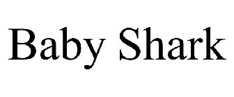 BABY SHARK Trademark Application of Smart Study Co., Ltd