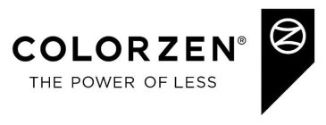 COLORZEN THE POWER OF LESS Z
