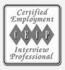 CEIP CERTIFIED EMPLOYMENT INTERVIEW PROFESSIONAL