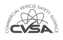 COMMERCIAL VEHICLE SAFETY ALLIANCE CVSA