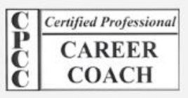 CPCC CERTIFIED PROFESSIONAL CAREER COACH