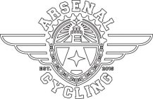 ARSENAL CYCLING EST. 2016