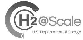 H2@SCALE U.S. DEPARTMENT OF ENERGY