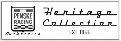 PENSKE RACING AUTHENTICS HERITAGE COLLECTION EST. 1966
