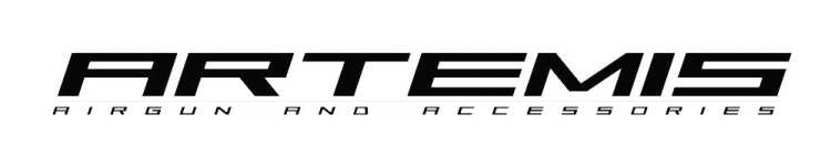 ARTEMIS AIRGUN AND ACCESSORIES Trademark Application of Shaoxing
