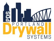 PDS PORTLAND DRYWALL SYSTEMS