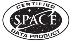 CERTIFIED SPACE DATA PRODUCT