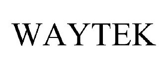 Waytek Trademark Application Of Klockner Pentaplast Of America