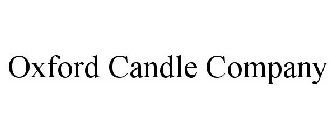 OXFORD CANDLE COMPANY