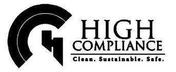 HC HIGH COMPLIANCE CLEAN. SUSTAINABLE. SAFE.