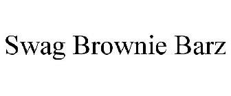 Swag Brownie Barz