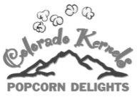 COLORADO KERNELS POPCORN DELIGHTS