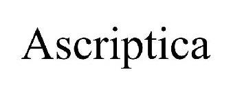 Ascriptica