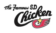 THE FAMOUS SD CHICKEN