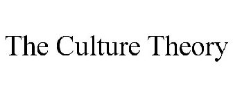 The Culture Theory