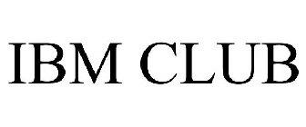 IBM CLUB