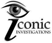 Iconic Investigations