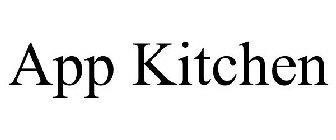 App Kitchen