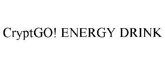 CryptGO! ENERGY DRINK