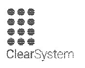 CLEARSYSTEM