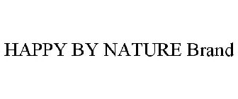HAPPY BY NATURE Brand