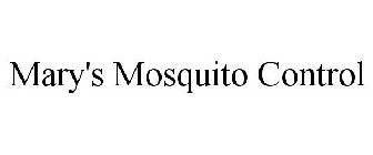 Mary's Mosquito Control