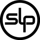 slp (i.e., the three letters S, L, and P)