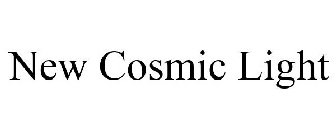 NEW COSMIC LIGHT