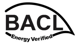 BACL ENERGY VERIFIED