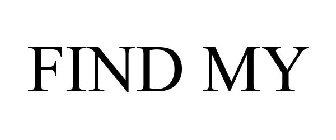 FIND MY