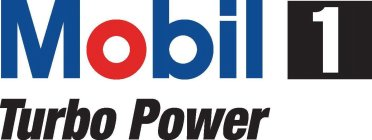 MOBIL 1 TURBO POWER