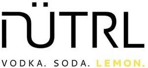 NUTRL VODKA. SODA. LEMON.