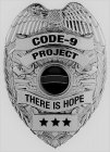 Code 9 Project There is Hope