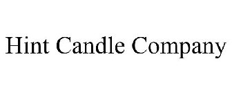 Hint Candle Company