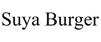Suya Burger